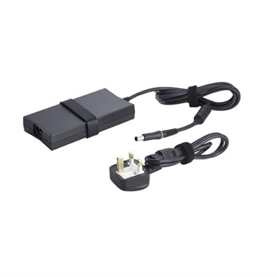 Power Supply and Power Cord : Alienware 150W Adapter with UK/Irish 6ft Power Cord