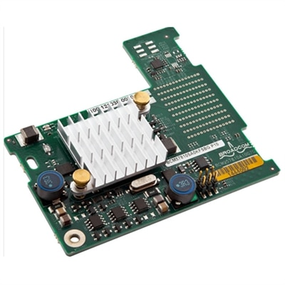 Dell  Broadcom 57810-k Dual port 10Gb KR CNA Mezz Card for M-Series Blades - Kit