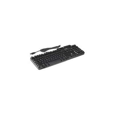 Keyboard : UK/Irish Dell Smartcard USB Keyboard Black (XP/Vista Compatible)