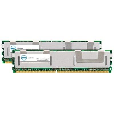 2 GB (2 x 1 GB) Arbeitsspeicher Modul für ausgewählte Dell Systeme - DDR2-667 FBDIMM 2RX8 ECC