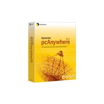 Symantec pcAnywhere Host - (v. 12.5) - upgrade package - 1 user - CD - Linux, Win, Mac - International