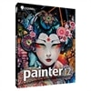 Corel Painter - ( v. 12 ) - upgrade package - 1 user - DVD - Win, Mac - English