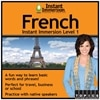 Instant Immersion French Level 1 - License - 1 user - download - Win, Mac