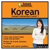 Instant Immersion Korean Level 1 - License - 1 user - download - Win