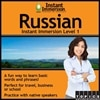 Instant Immersion Russian Level 1 - License - 1 user - download - Win