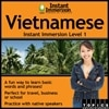 Instant Immersion Vietnamese Level 1 - License - 1 user - download - Win
