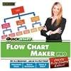 Quickstart Flow Chart Maker Pro - Complete package - 1 user - Win
