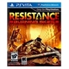 Resistance Burning Skies - Complete package - PlayStation Vita