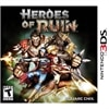 Square Enix Heroes of Ruin - Nintendo 3DS