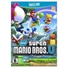 Nintendo New Super Mario Bros Now Available for Wii U