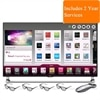 LG 65-Inch 4K LED Smart TV - 65LA9700 3D UHDTV with Magic Remote and 4 Pairs of 3D Glasses