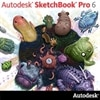Autodesk SketchBook Pro - ( v. 6 ) - New License - 1 seat - commercial - Win, Mac - Multilingual - Autodesk MLE3 - SLM