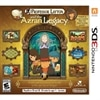 Professor Layton and the Azran Legacy - Nintendo 3DS - Available February 28, 2014