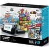 Nintendo Wii U - Super Mario 3D World Deluxe Set - game console - 32 GB flash - black