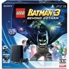 Sony PS3 500GB System Bundle - Includes DUALSHOCK3 Wireless Controller, Lego Batman 3: Beyond Gotham and Sly Cooper Collection