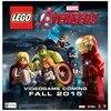 LEGO Marvels Avengers - PlayStation Vita - Available September 27, 2015