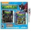 TMNT Master Splinter's Training Pack Bundle - Includes TMNT and TMNT Dager of the Ooze - Nintendo 3DS