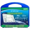 Panasonic Sanyo Eneloop Power Pack - 1 x Chargeur, 8 x AA, 2 piles AAA, 2 x C-entretoises, 2 x D-entretoises