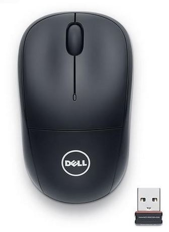 Dell Optical Wireless Mouse - WM123
