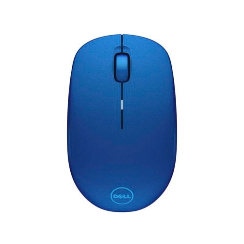 Dell Wireless Mouse-WM126 - Blue - 1RHD7