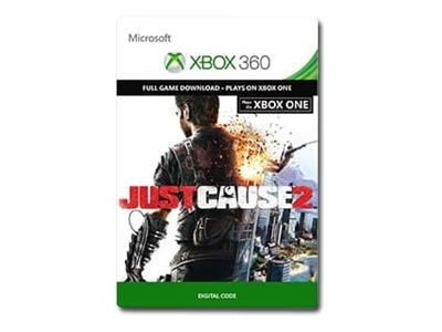 Microsoft Corporation Just Cause 2 - Xbox 360 Digital Code