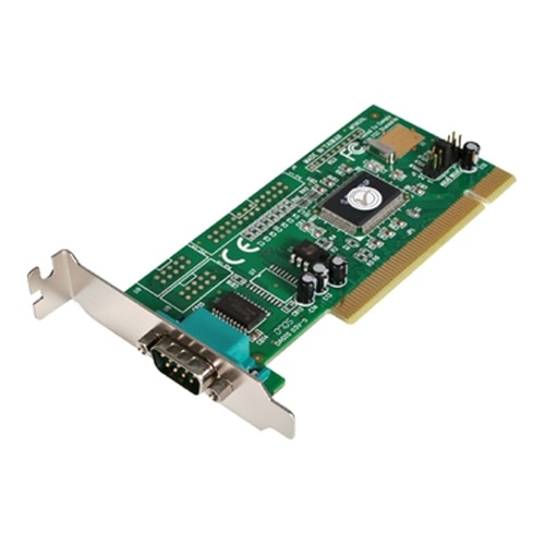 Startech.COM 1 Port Low Profile Serial Adapter - PCI