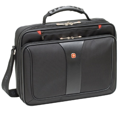 Swiss Gear Legacy Carrying Case - Fits Laptops with Screen Sizes Up to 16-inch