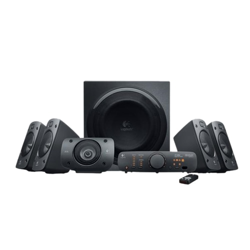 Logitech THX Certified 5.1 Surround Sound Speakers Z906