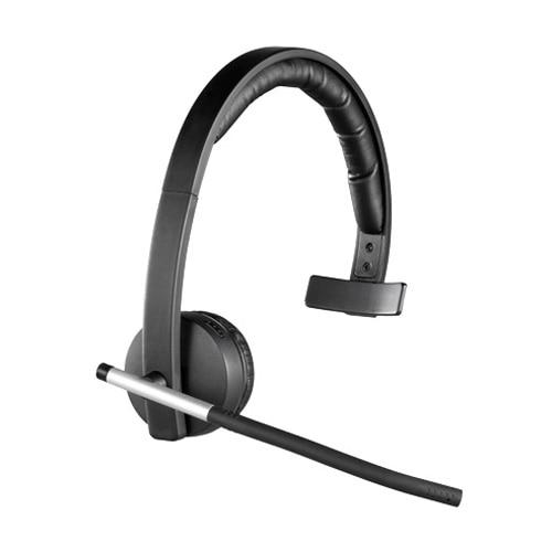 Logitech Wireless Headset Mono H820e - 981-000511