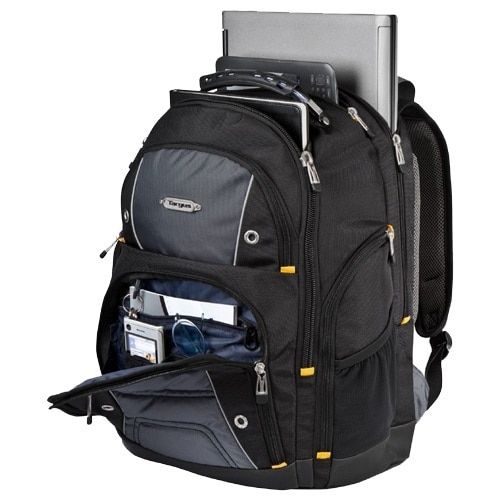 Targus Drifter II Laptop Carrying Backpack 17-inch – Black/Gray ...