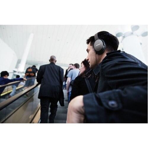 Bose QuietComfort® 25 Acoustic Noise Cancelling® Headphones - Black