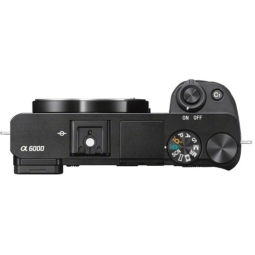 sony ilce 6000. sony α6000 ilce-6000 24.3 megapixel dslr body only/no lens included ilce 6000