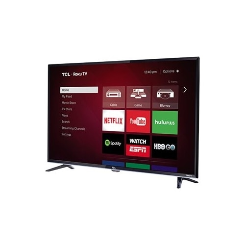 TCL 40 Inch HD Smart TV 40FS3800 TV with built-in Roku TV