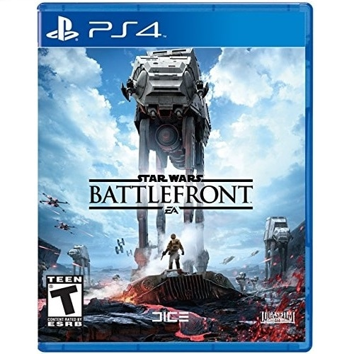 Electronic Arts Star Wars Battlefront - PS4