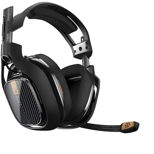 Astro Gaming Astro A40 TR - Headset - full size - black - for Sony PlayStation 4 - 3AH4T-AGX9N-506