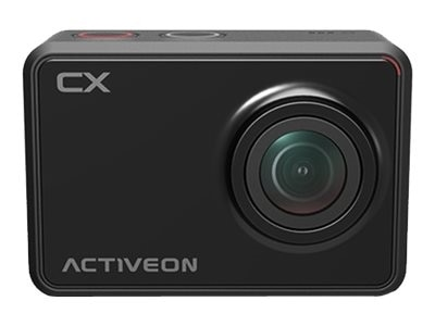 Activeon CX - Action camera - mountable - High Definition - 30 fps - 5.0 Mpix - flash card - Wi-Fi - underwater up to 197 ft