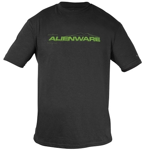 Mobile Edge Alienware Fresh Green Alienware Font Gaming Gear tri-blend T-shirt - Size XXL