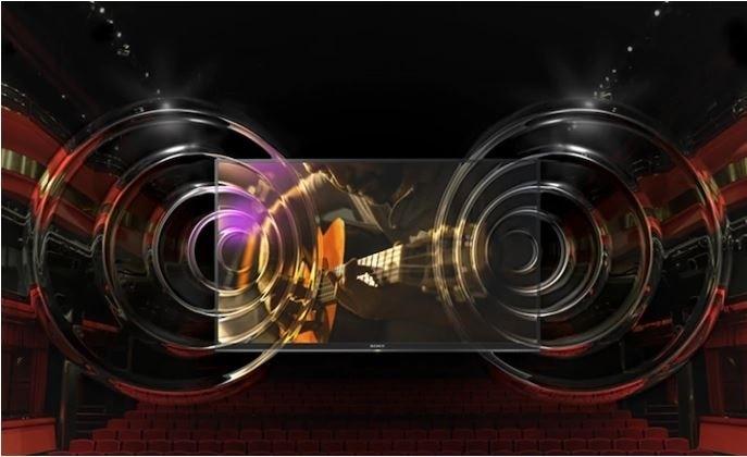 Sony 65 Inch 4K Ultra HD Smart TV - 65X750F