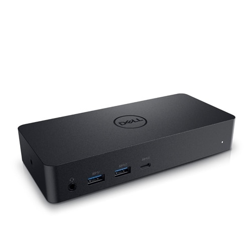 DELL D6000 USB-C DOCKING STATION, USB(5), HDMI, DP(2), LAN, 1YR