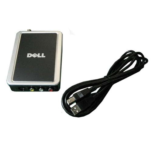 Dell Refurbished: TV Tuner Kit for Media Center Edition 2005 for Inspiron 6400/ 640m/ E1405/ E1505 / XPS M1210 Laptops - MJ438