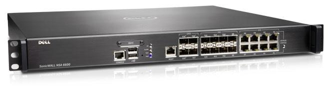 Dell SonicWALL NSA Series-Enterprise-class firewall protection