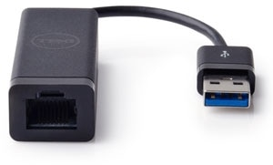 Produktbilde: Dells adapter for USB 3.0 til Ethernet