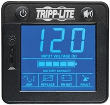 Tripp Lite SMART1200LCD Line-Interactive Digital UPS System Product Shot