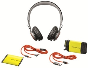 Jabra Revo Wireless Bluetooth stereo headphones Product Shot