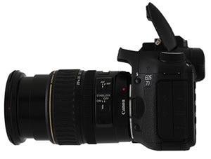 Canon 3814B010 EOS 7D Digital SLR Camera with 28-135 mm Lens Product Shot