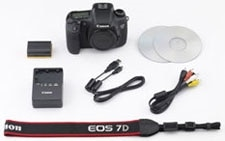 Canon EOS Rebel T3 18-55mm IS II Kit Product Shot