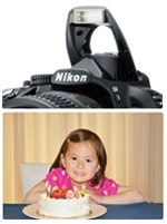 Nikon D3100 Digital SLR Camera Product Shot