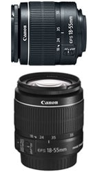 Canon EOS Rebel T3i 18-55mm IS II Kit Product Shot