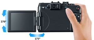 Canon PowerShot G1 X Digital Compact Camera Product Shot