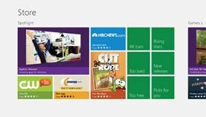 Microsoft Windows 8 Pro Product Shot